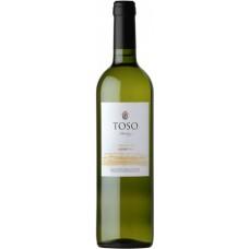 """Вино Тосо """"Торронтес"""" белое сухое 0,75л кр.13,2%"""