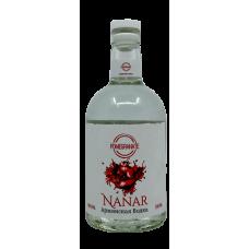 """Водка плодовая  """"Нанар"""" Гранатовая 40% 0,75"""