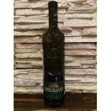 "Вино ""Цинандали"" белое сухое 0,75л кр.10,5-13%"